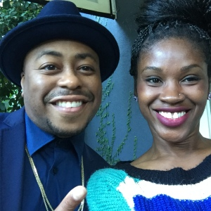 Madam Bush and Raheem DeVaughn